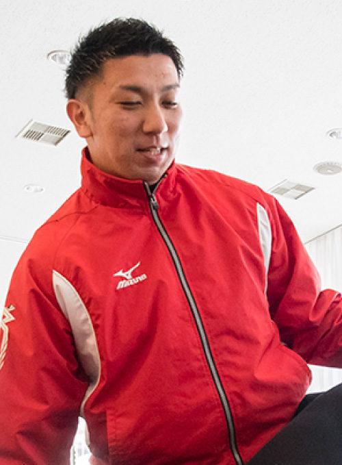 日本航空JALWINGS ラグビー部 トレーナー 永吉先生